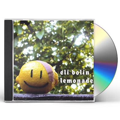 Eli Bolin LEMONADE CD