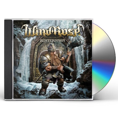 Wind Rose WINTERSAGA CD