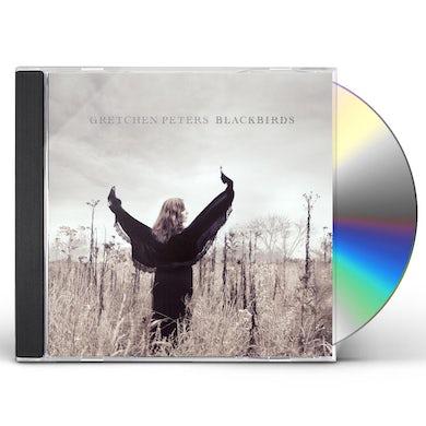 Gretchen Peters BLACKBIRDS CD