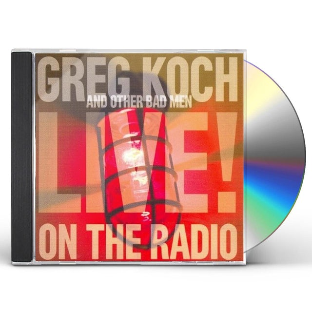 Greg Koch & Other Bad Men