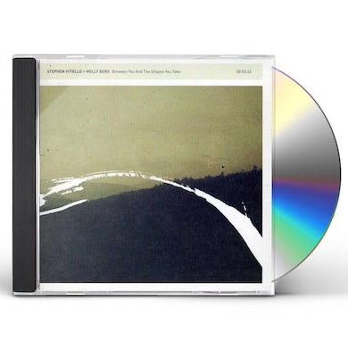 Stephen Vitiello BETWEEN YOU & THE SHAPES YOU TAKE CD