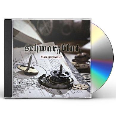 Schwarzblut MASCHINENWESEN CD