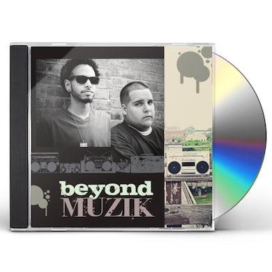 Beyond Muzik CD
