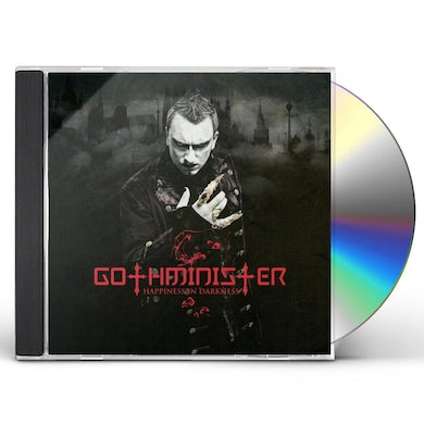 Gothminister HAPPINESS IN DARKNESS CD