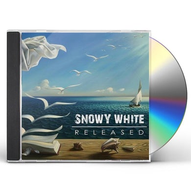 Snowy White RELEASED CD