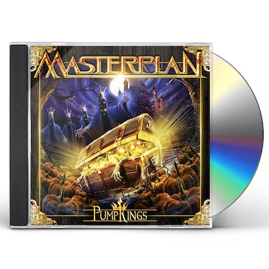 Masterplan PUMPKINGS CD