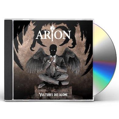 Arion VULTURES DIE ALONE CD