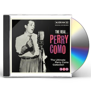 Perry Como REAL CD