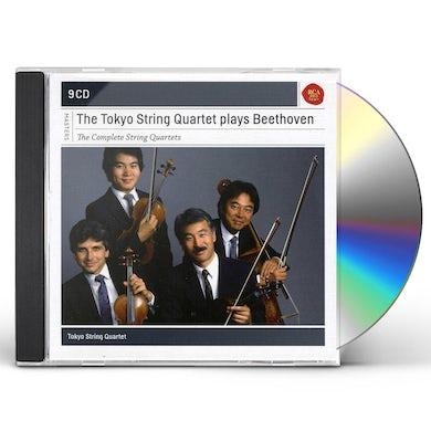 Ludwig van Beethoven COMPLETE STRING QUARTETS CD