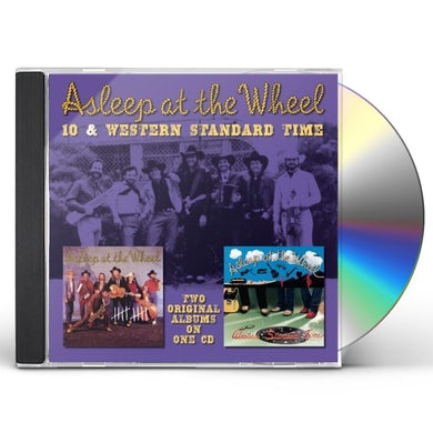 Asleep At The Wheel 10 / WESTERN STANDARD TIME CD