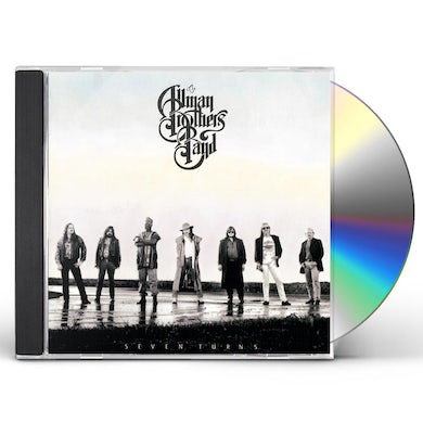 The Allman Brothers Band  SEVEN TURNS CD