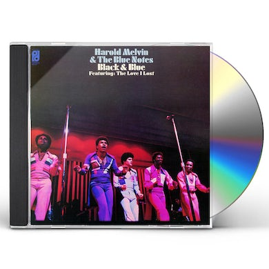 Harold Melvin & Blue Notes BLACK AND BLUE CD