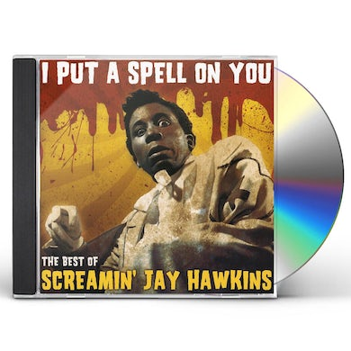 Screamin Jay Hawkins I PUT A SPELL ON YOU: BEST OF CD