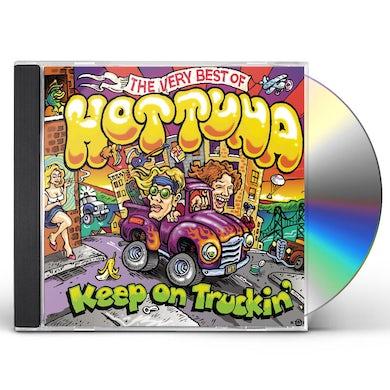 KEEP ON TRUCKIN: THE VERY BEST OF HOT TUNA CD