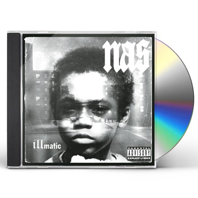 Nas ILLMATIC 10TH ANNIVERSARY PLATINUM EDITION CD