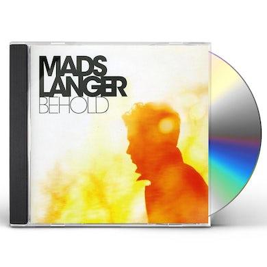 Mads Langer BEHOLD CD