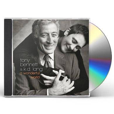 K.D. Lang Wonderful World CD