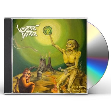 Valient Thorr OUR OWN MASTERS CD