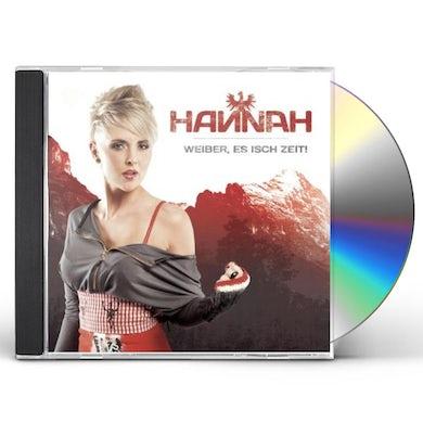 Hannah WEIBER ES ISCH ZEIT CD