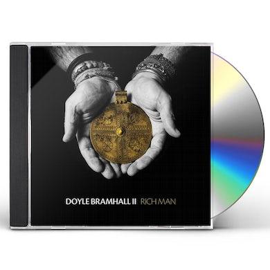 Doyle Ii Bramhall RICH MAN CD