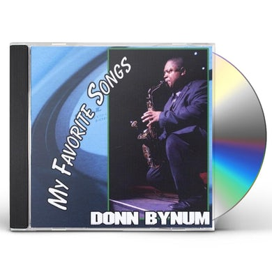 Donn Bynum MY FAVORITE SONGS CD