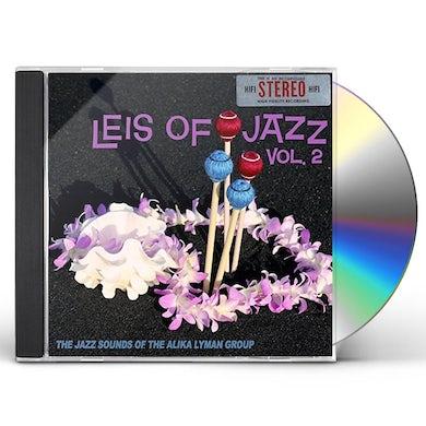 ALIKA LYMAN GROUP LEIS OF JAZZ 2 CD