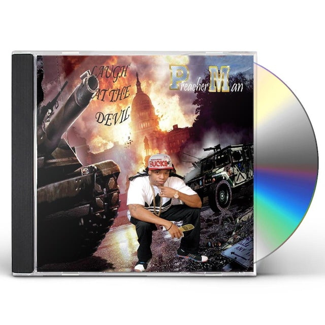 Preacherman LAUGH AT THE DEVIL CD