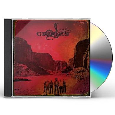 Crooks WILDFIRE CD