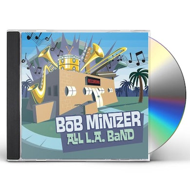 Bob Mintzer ALL L.A. BAND CD