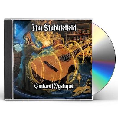 Jim Stubblefield GUITARE MYSTIQUE CD