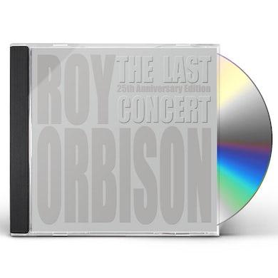 Roy Orbison LAST CONCERT CD