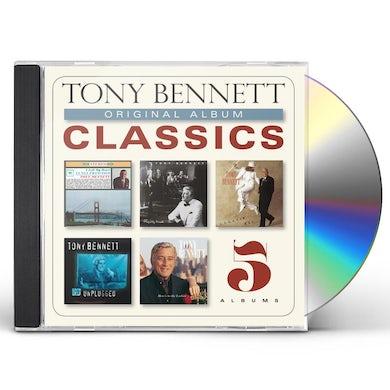 Tony Bennett ORIGINAL ALBUM CLASSICS CD