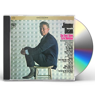 Jimmy Dean FIRST THING EV'RY MORNING CD
