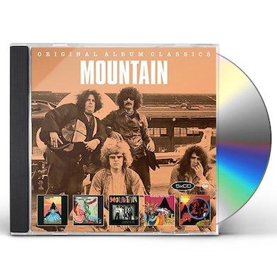 Mountain ORIGINAL ALBUM CLASSICS CD