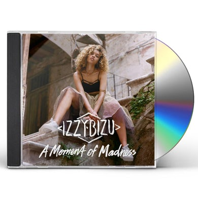 Izzy Bizu MOMENT OF MADNESS CD