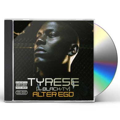 Tyrese ALTER EGO CD