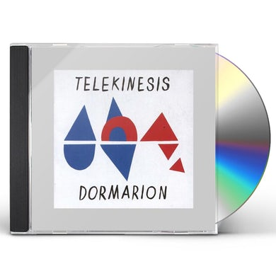 Telekinesis DORMARION CD