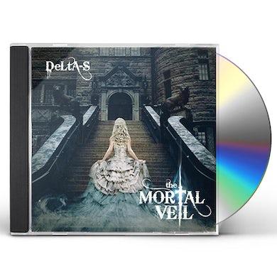 Delta-S MORTAL VEIL CD