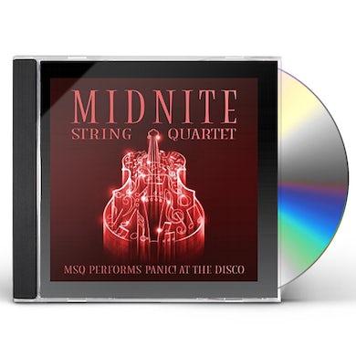 Midnite String Quartet MSQ PERFORMS PANIC! AT THE DISCO (MOD) CD
