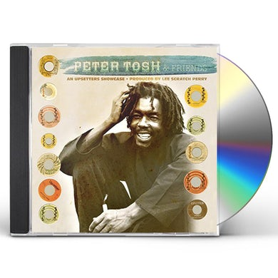 Peter Tosh AN UPSETTERS SHOWCASE CD