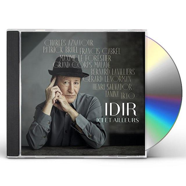 Idir ICI ET AILLEURS CD