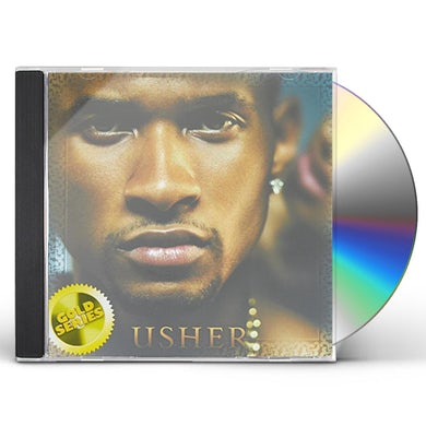 Usher CONFESSIONS (GOLD SERIES) CD