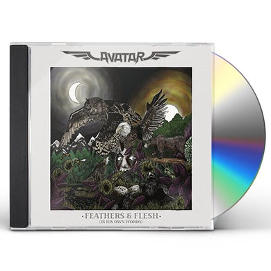 Avatar FEATHERS & FLESH (IN HIS OWN WORDS) CD