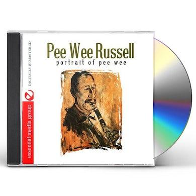 Pee Wee Russell PORTRAIT OF PEE WEE CD
