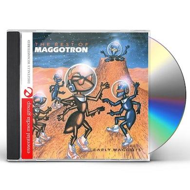 BEST OF MAGGOTRON CD