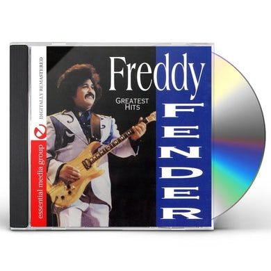 Freddy Fender GREATEST HITS CD