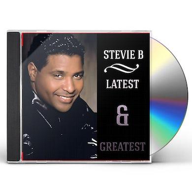 Stevie B. LATEST & GREATEST CD