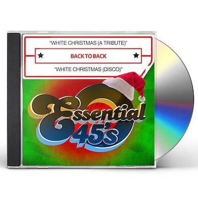 Back To Back WHITE CHRISTMAS CD