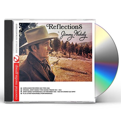 Jimmy Wakely REFLECTIONS CD