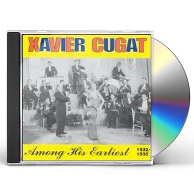 Xavier Cugat AMONG HIS EARLIEST 1932-35 CD